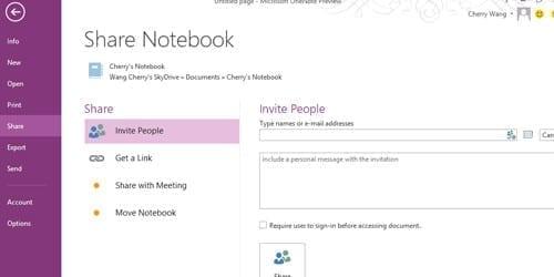 Microsoft-OneNote-Venta-Suscripciones-México