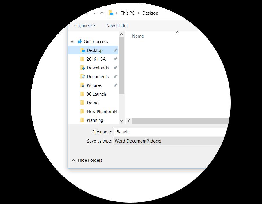 Convertir-PDF