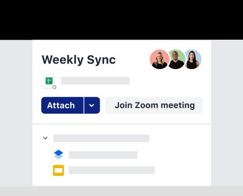 Dropbox organiza tus reuniones