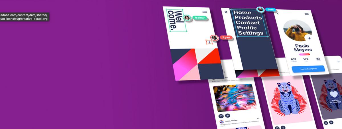 Adobe - Herramientas de diseño de interfaces