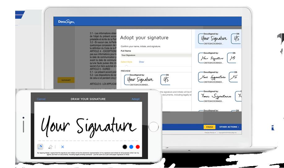 Firma de documentos Online