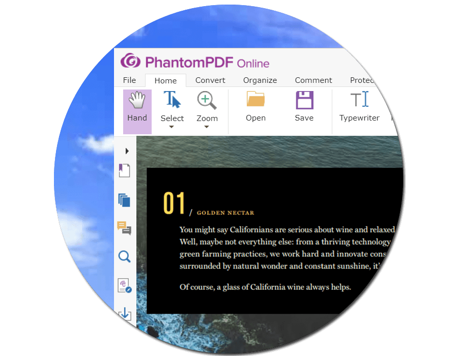 PhantomPDF-Online