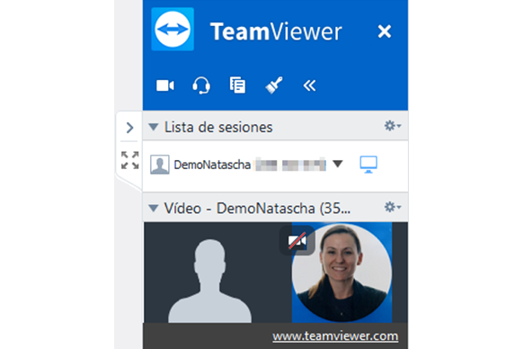 TeamViewer-Acceso-directo